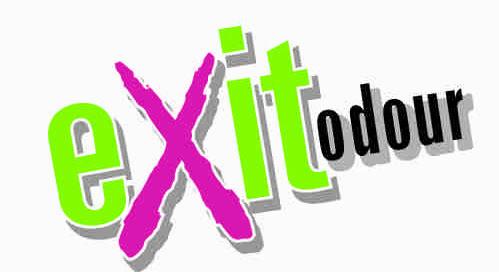 sponsor logo: Exit Odour